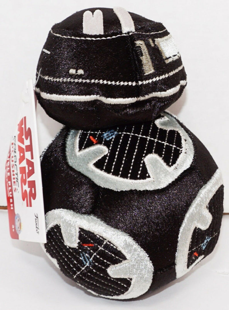 "FIRST ORDER BB UNIT - DISNEY STAR WARS THE LAST JEDI 5"" GALACTIC PLUSH TOY FUNKO - EZ Monster Deals"