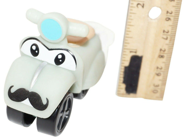 "LUIGI 2.25"" MINI SCOOTER LIL CHUCK & FRIENDS TV SHOW - TOY FIGURE VEHICLE 2017 - EZ Monster Deals"