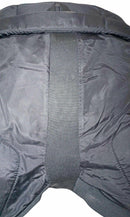 "DR BLACK GOALIE PANTS HOCKEY GOAL SENIOR ADULT MEDIUM 32""-34"" OLDER MODEL 2000s - EZ Monster Deals"