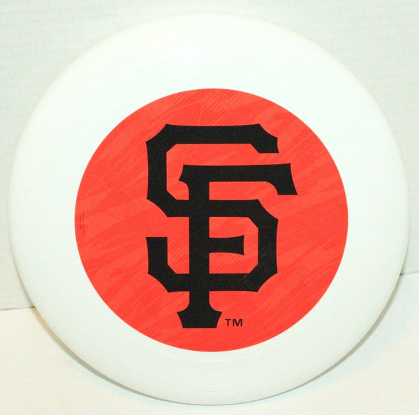 SAN FRANCISCO GIANTS - MLB BASEBALL THROWING FLYING DISC TOY NEW 2015