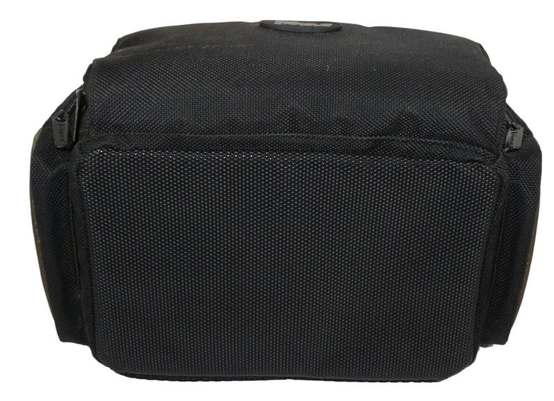 "TARGUS DESV22 DIGITAL CAMERA CARRY TRAVEL GREEN BLACK CASE 11"" x 7"" x 6.5""  USED - EZ Monster Deals"