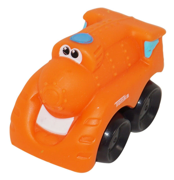 "TRAIN PLAYSKOOL CAR - VINYL TOY 2.25"" FIGURE HASBRO VEHICLE USED 2008 - EZ Monster Deals"