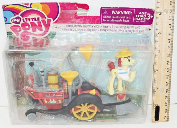 SUPER SPEEDY SQUEEZY 6000 TOY FIGURE - MY LITTLE PONY FRIENDSHIP IS MAGIC 2014 - EZ Monster Deals