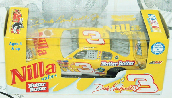 DALE EARNHARDT JR 1:64 NUTTER BUTTER MONTE CARLO CAR NASCAR TOY DIECAST 2002 - EZ Monster Deals