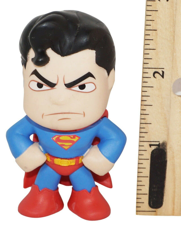 "SUPERMAN TOY FUNKO MYSTERY MINI JUSTICE LEAGUE BLIND PACK 2.75"" FIGURE 2014 - EZ Monster Deals"