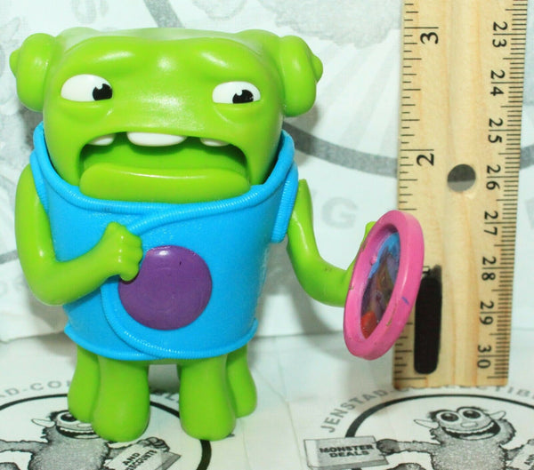 NERVOUS OH MCDONALD'S #5 - HOME DREAMWORKS HAPPY MEAL FIGURE 2015 + BONUS TOY - EZ Monster Deals