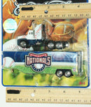 WASHINGTON NATIONALS MLB BASEBALL 1:87 - DIECAST TRUCK TRAILER TOY VEHICLE 2006-EZ Monster Deals