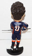 "DAVID WALKER 7"" FIGURE ONTARIO REIGN HOCKEY BOBBLEHEAD FIGURINE USED - NO BOX"