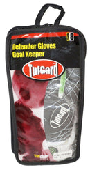 TUFGARD FÙTBOL GOALKEEPER DEFENDER GOALIE GLOVE - SOCCER SIZE YOUTH 8 NEW - EZ Monster Deals
