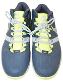 NIKE AIR VISI PRO V GRAY MID TOP 653656-006 GREY MENS SHOE 11.5 - NO BOX USED - EZ Monster Deals