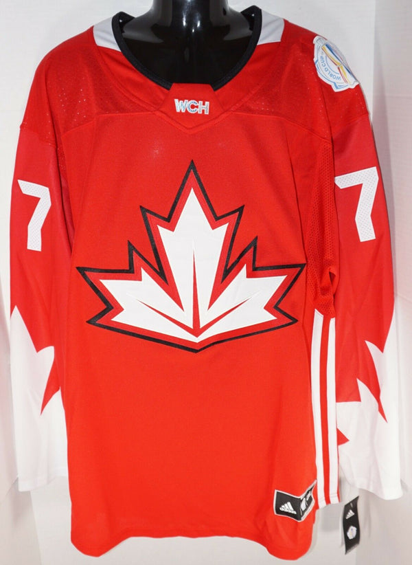 JEFF CARTER 77 ADIDAS PREMIER JERSEY 2XL WORLD CUP HOCKEY AUTHENTIC XXLARGE 2016-EZ Monster Deals