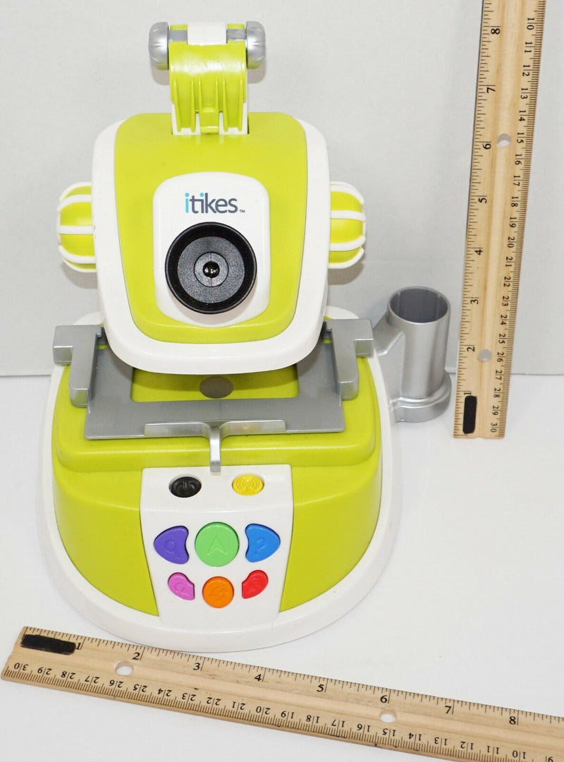 ITIKES IDISCOVER MICROSCOPE - APP LEARNING DEVICE SYSTEM CHILDREN KID TOY USED-EZ Monster Deals