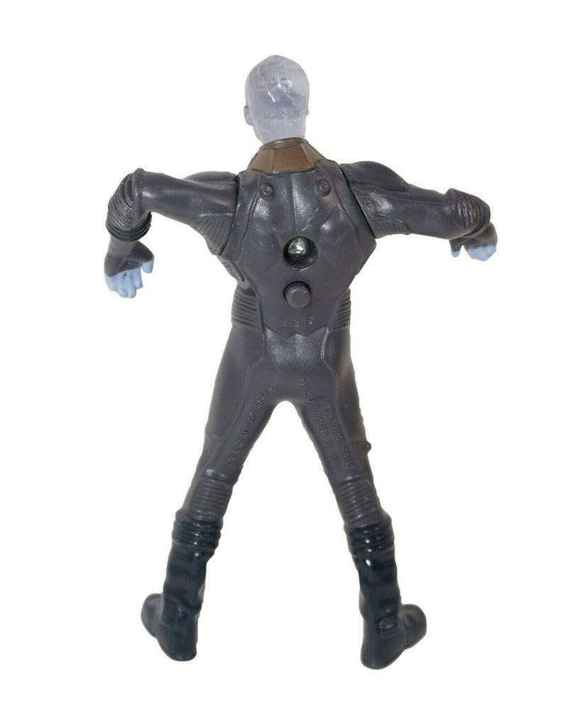 "ELECTRO MCDONALDS 4"" MARVEL TOY FIGURE FROM SPIDER-MAN 2 HAPPY MEAL"