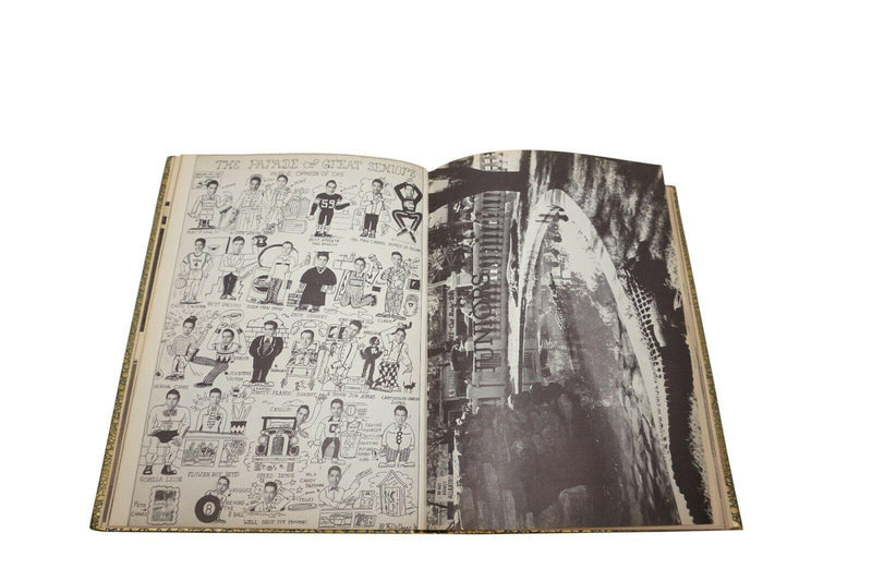 1952 THE CHAPARRAL - CATHEDRAL HIGH SCHOOL YEARBOOK EL PASO, TEXAS UNSIGNED BOOK - EZ Monster Deals