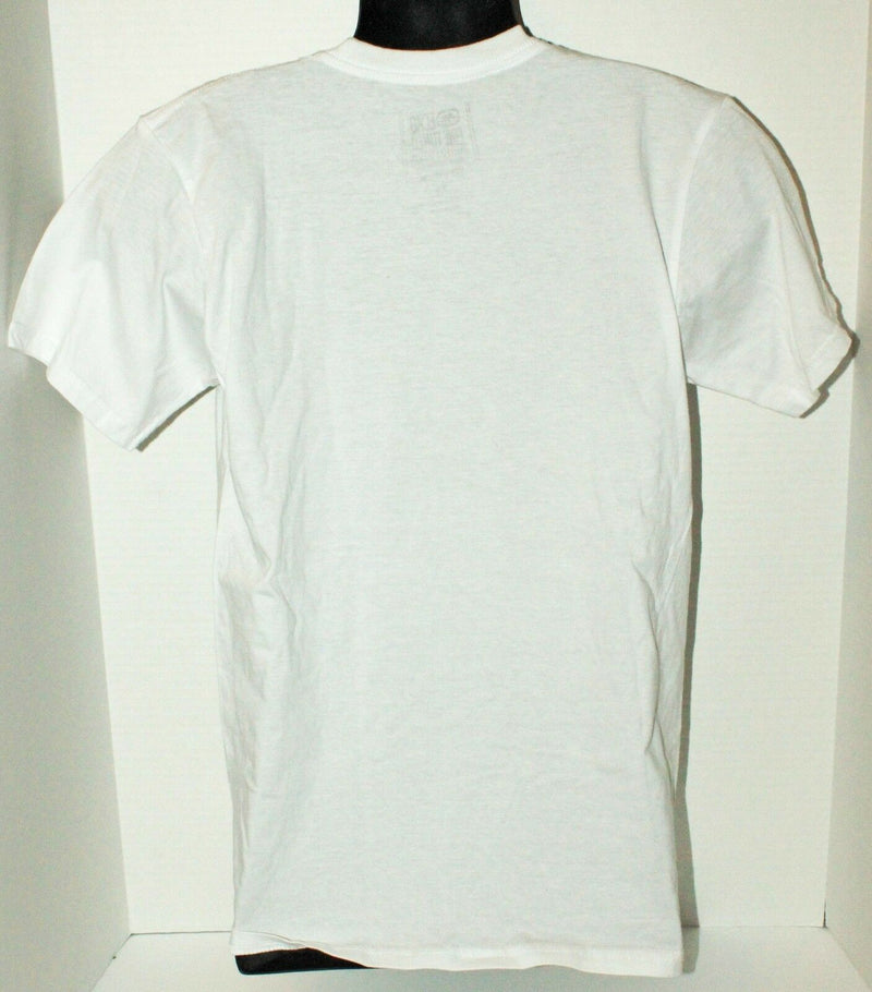 ECKO - WEEKEND WARRIOR MENS XSMALL OR CAN FITS WOMEN WHITE XS SHIRT LIMIT ED. - EZ Monster Deals