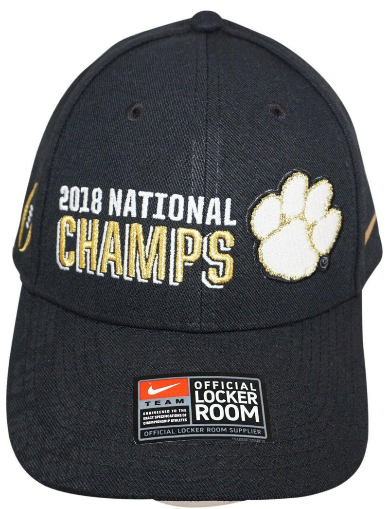 CLEMSON TIGERS COLLEGE FOOTBALL PLAYOFF - NCAA NATIONAL CHAMPS HAT 2018 NEW - EZ Monster Deals
