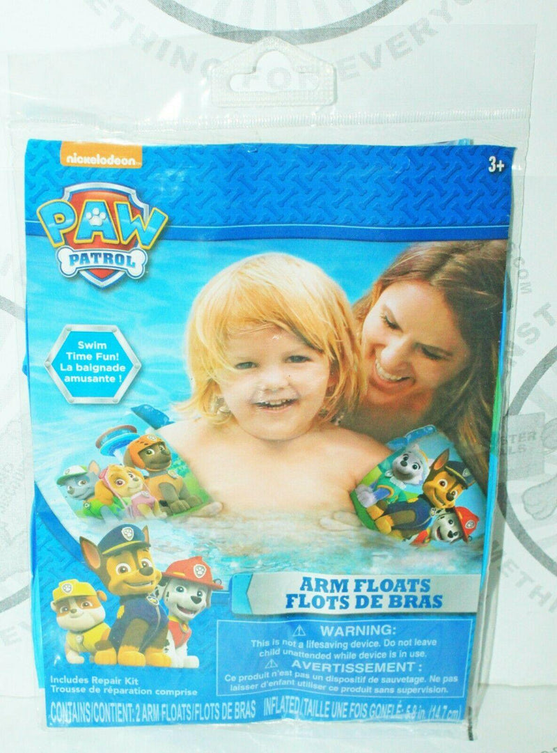 PAW PATROL ARM FLOATS - FROM NICKELODEON TV SERIES FOR POOL WATER BEACH NEW - EZ Monster Deals