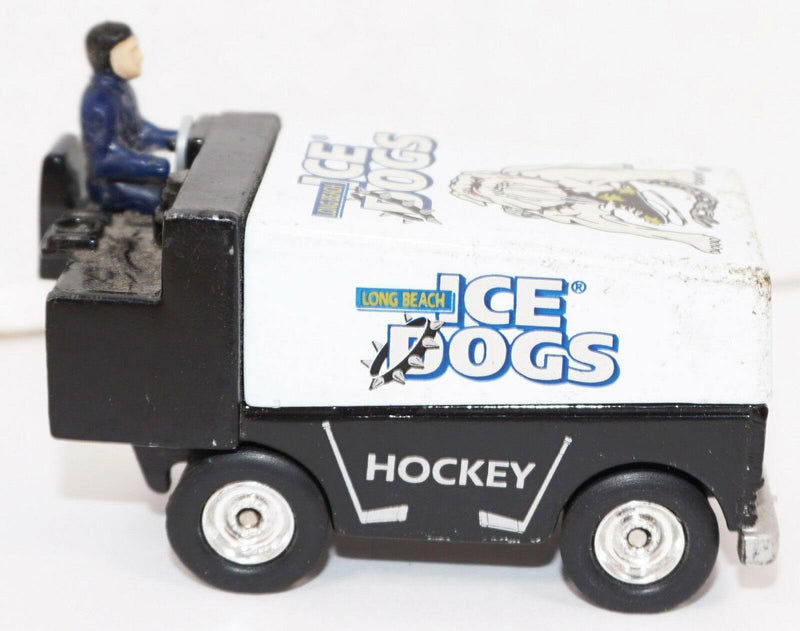 "ZAMBONI 2.75"" TOY CAR VEHICLE - LONG BEACH ICE DOGS MINOR HOCKEY 1995 STYLE"