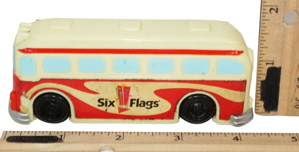SOUVENIR BUS FROM SIX FLAGS MAGIC MOUNTAIN AMUSEMENT PARK VIEW FINDER USED 2005 - EZ Monster Deals
