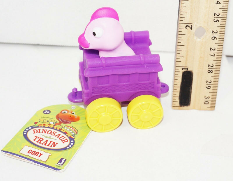 CORY JIM HENSON DINOSAUR TRAIN - MINI ALL ABOARD TOY FIGURE IN VEHICLE 2016-EZ Monster Deals