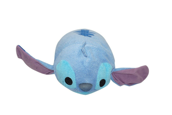 "Disney Parks - Tsum Tsum Stitch Bean Bag Plush Toy 11"" Figure 00s"