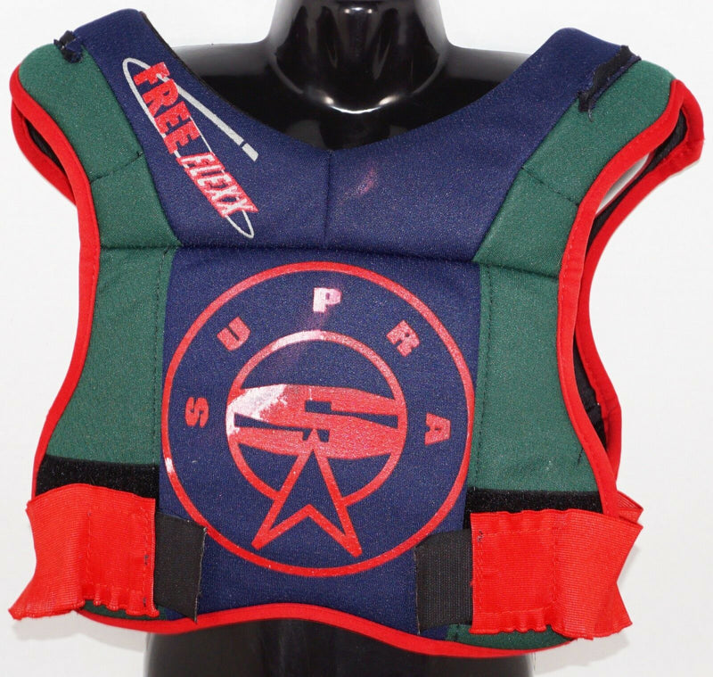 CCM SUPRA CHEST PAD JR LARGE ICE ROLLER HOCKEY JUNIOR PLAYERS - NO SHOULDER CAPS-EZ Monster Deals