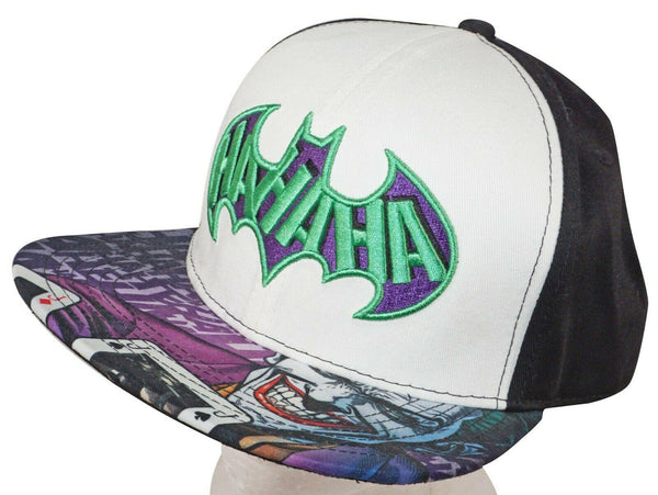 JOKER DC COMICS VILLAIN FROM BATMAN KILLING JOKE HA HA HA HAT W/ FANIMATION 2017 - EZ Monster Deals