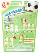 "ÁLEX AGUINAGA TEAM ECUADOR SOCCER HEAD - FÚTBOL 4"" BOBBLE TOY FIGURE 2002 NEW - EZ Monster Deals"