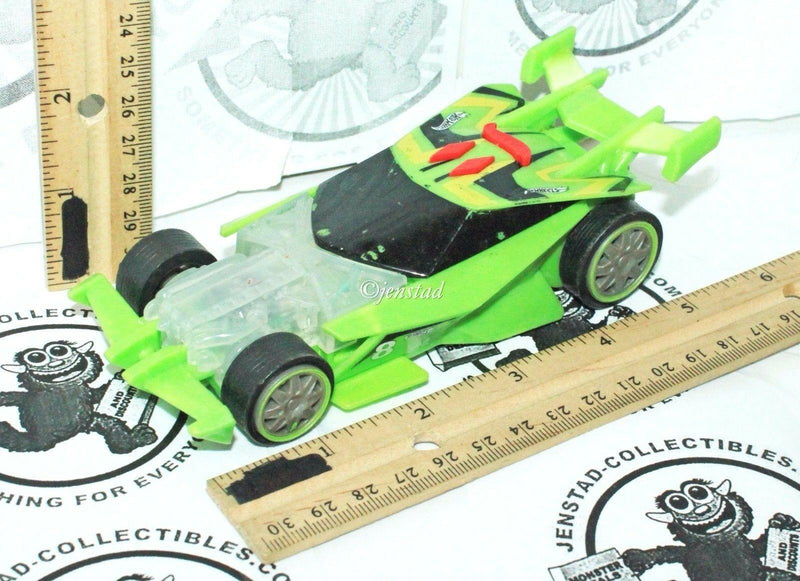 DRIFT KING RACING CAR HOT WHEELS MOTORIZED W/ BUTTONS TOY VEHICLE 2010 USED - EZ Monster Deals