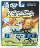 SAN DIEGO PADRES MLB BASEBALL 1:87 DIECAST - TRUCK TRAILER TOY VEHICLE 2006 NEW