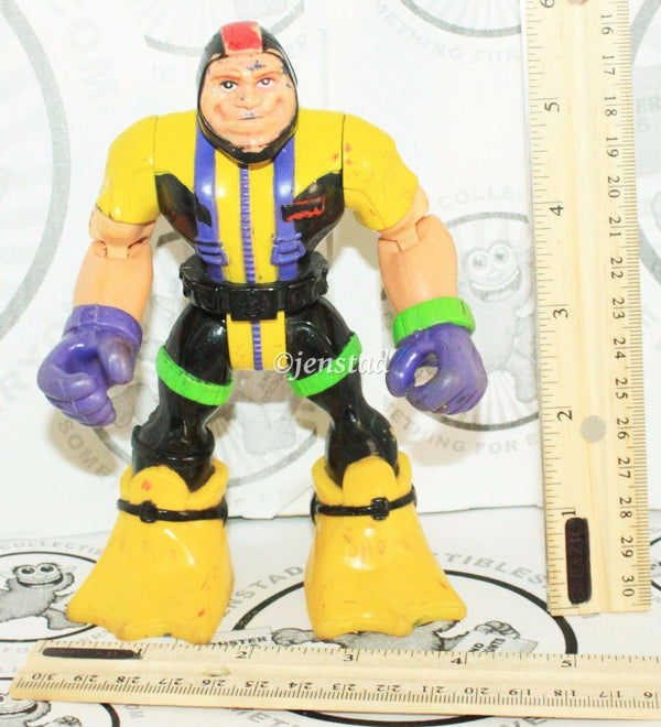 "GIL GRIPPER RESCUE HEROES EXTREME RESCUE HEROES TOY 6"" ACTION FIGURE 2000 USED-EZ Monster Deals"