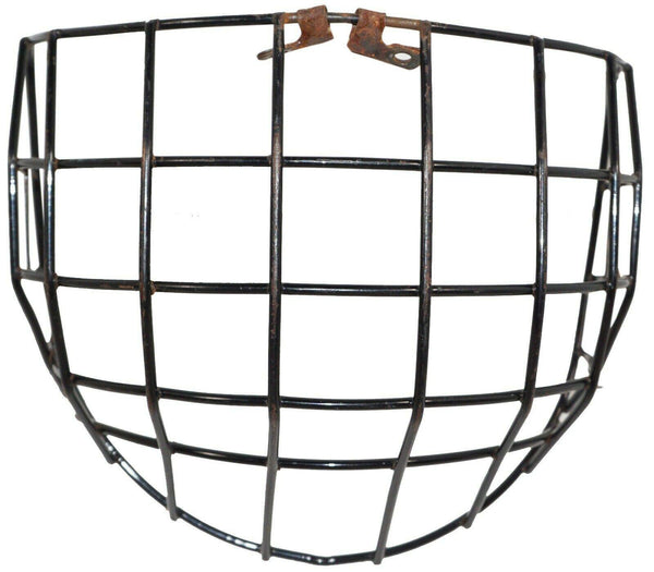 CCM FACE BLACK CAGE SR S/M FM10 TYPE 1 - FOR ADULT HOCKEY HELMET USED 2006 - EZ Monster Deals