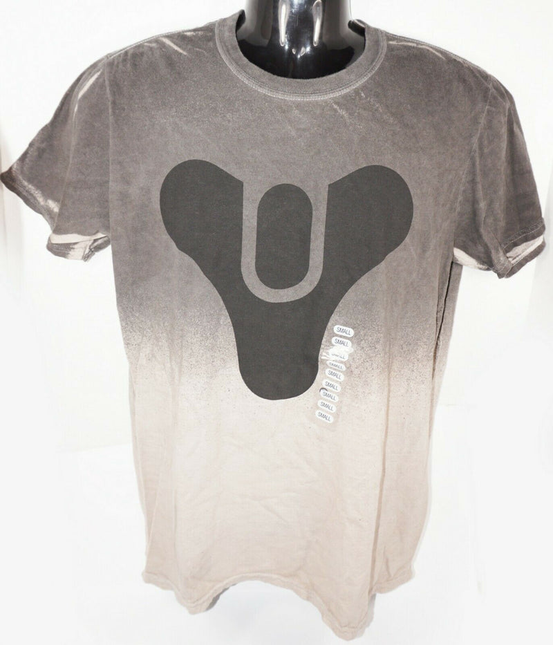 DESTINY 2 TRICORN MENS SMALL - GREY GAMING S SHIRT LOGO SYMBOL TSHIRT NEW 2017-EZ Monster Deals