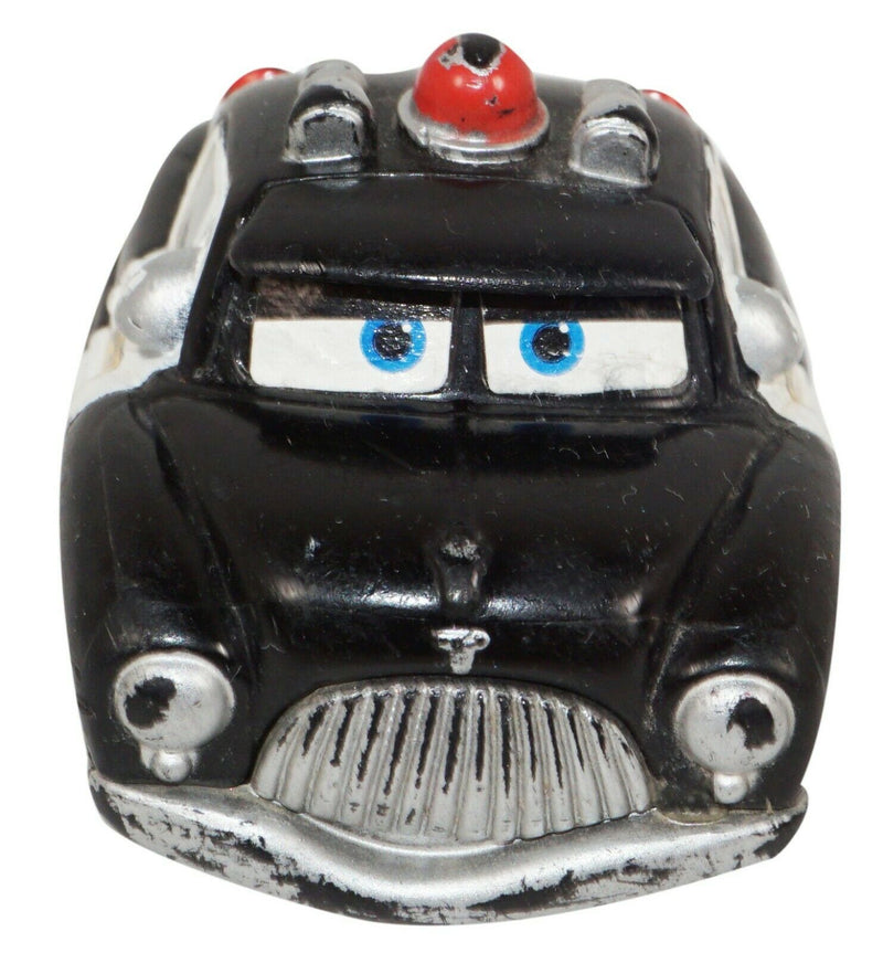 "SHERIFF POLICE 2"" TOY VEHICLE - FROM DISNEY PIXAR CARS MINI ADVENTURES USED - EZ Monster Deals"