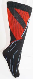 DARTH VADER CREW SOCKS HYP - DISNEY'S STAR WARS 2016 ADULT SHOE SIZE 6-12 NEW - EZ Monster Deals