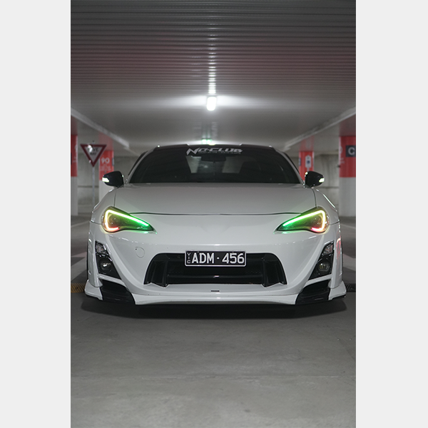 NeoPrism Spec-D Headlights for GT86/BRZ