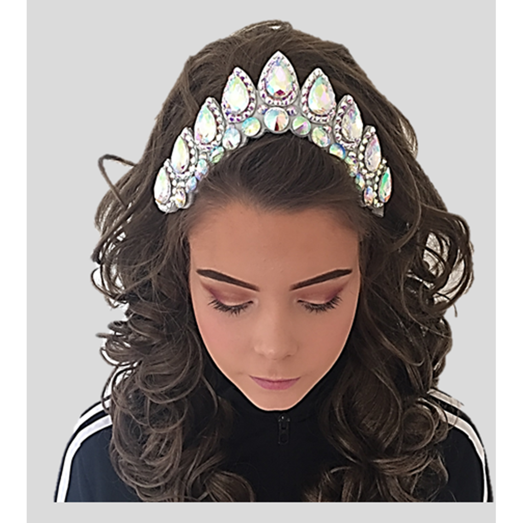 Flexi Crystal Headband