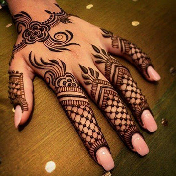Henna Applications