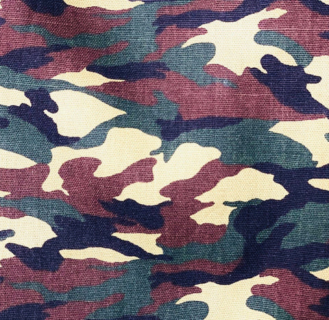 Cotton 3 ply mask Camouflage