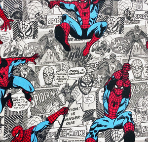 Cotton 3 ply mask Spider Man 2 sizes