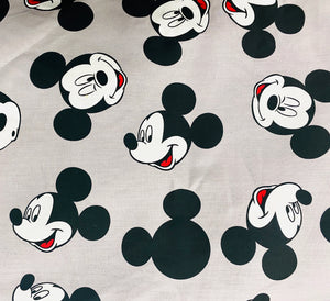 Cotton 3 ply mask Mickey Mouse 2 sizes