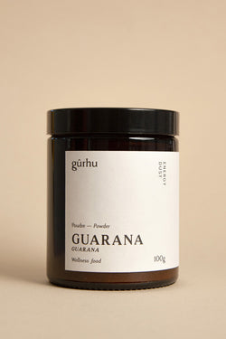 Guarana en poudre. Energy dust. Tonique - Stimulant - Superfood