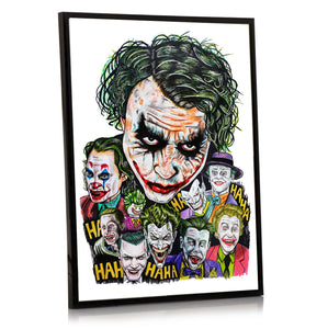 Jokers Tribute Poster