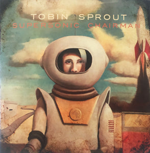 "Tobin Sprout ""Carnival Boy"" album cover"