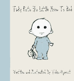"""Tinky Puts His Little Moon To Bed"" Book by Tobin Sprout"