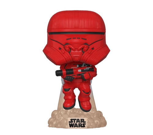 <transcy>Funko Pop! Star Wars Sith Jet Trooper SDCC 2020 COMPARTIDO</transcy>