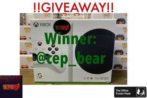 Xbox Series S Giveaway