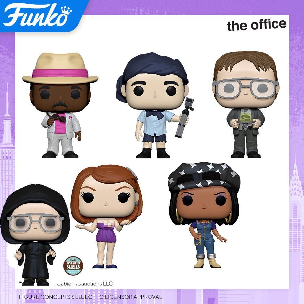 Funko Pop! The Office Wave 2