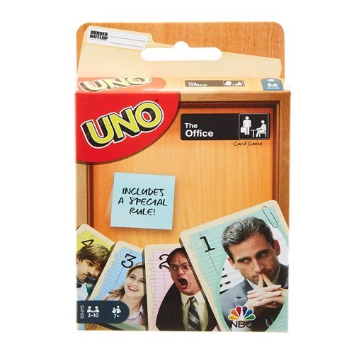 The Office UNO Game