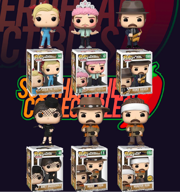 Funko Pop! Parks and Recreation Wave 2